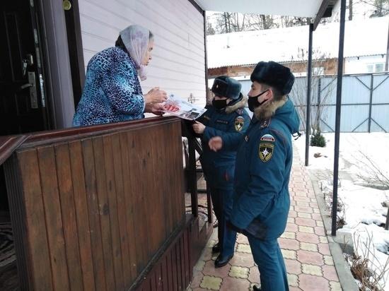 В Свердловской области на 40% рост смертей и травм при пожарах