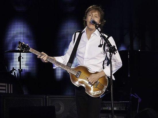 Бывший участник The Beatles спел, как молодой