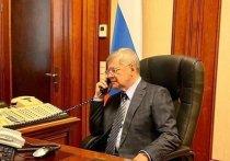 Полпред Чайка высказался по вопросу границы Ингушетии и Северной Осетии