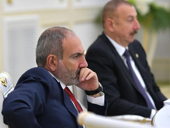 Зачем президент Азербайджана поддержал премьера Армении