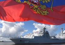 В Балтийске завод «Янтарь» готовится передать флоту новый большой десантный корабль «Петр Моргунов» проекта 11711