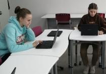В в Оржевском филиале Умётской школы начал работу школьный пресс-центр «Калейдоскоп». Студию журналистики организовали на базе «Точки роста».