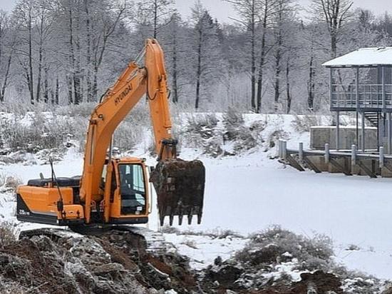 В Удмуртии в 2021 году продолжат расчистку русел рек Ува и Ижа