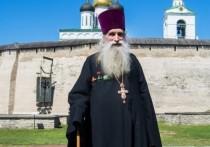Настоятель псковского храма отец Тэор идет на поправку