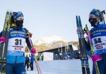 Российские биатлонисты неудачно выступили в гонках преследования на этапе Кубка мира в Хохфильцене. Серия безмедальных стартов у сборной России продолжается и достигла новой рекордной отметки в 37 гонок подряд без мест на пьедестале.