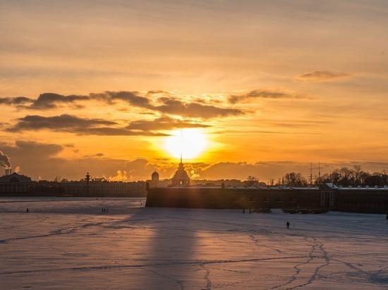 «Трескучий холод»: ирландскую туристку поразил «волшебный» Петербург