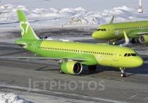 Авиакомпания S7 запускает новый рейс Новосибирск-Махачкала