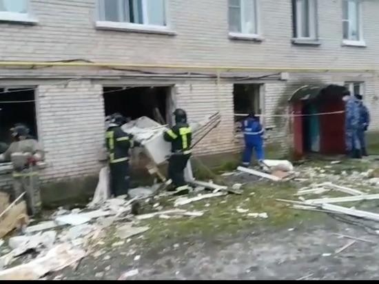 В жилом доме в Гатчинском районе прогремел взрыв