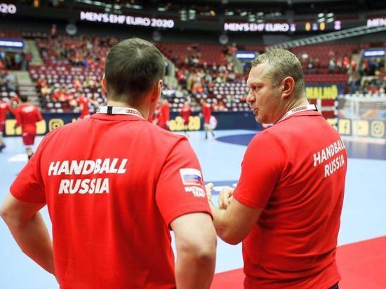У сборной России меньше месяца на то, чтобы решить вопрос с экипировкой