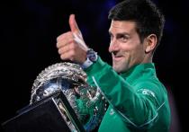 Джокович начнет новый сезон с выступления на АТР Cup