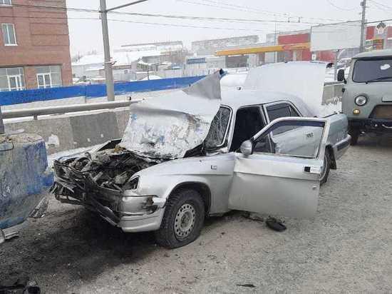 Водитель «Волги» погиб в ДТП в Кировском районе Новосибирска