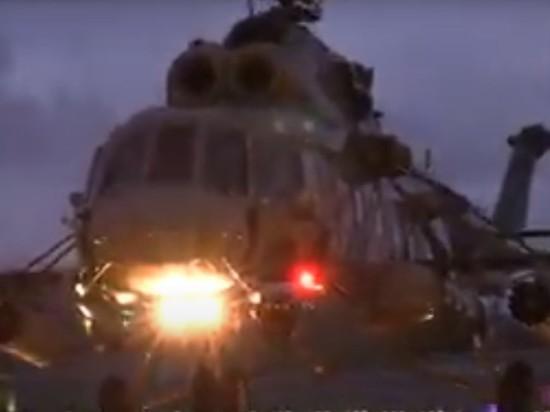 В России успешно завершились испытания летающей боевой машины десанта Ми-8АМТШ-ВН