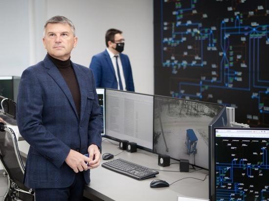 Генеральный директор «Россети Центр» Игорь Маковский проинспектировал ход реализации проектов цифровой трансформации во Владимирской области