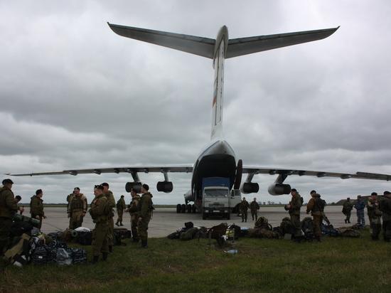 В правительстве ЦАР сообщили о переброске в страну российских военных