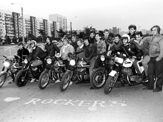 Мотоциклетный беспредел в карельской столице прекратили «рокеры в погонах». ФОТО