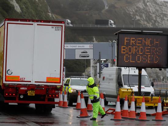 Страны прекращают транспортное сообщение с «туманным Альбионом»