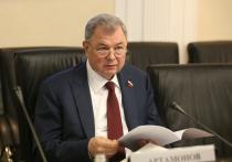 Калужский экс-губернатор Артамонов вошел в список