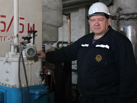 «Работаем на будущее»: мастер-новатор с Читинской ТЭЦ-2