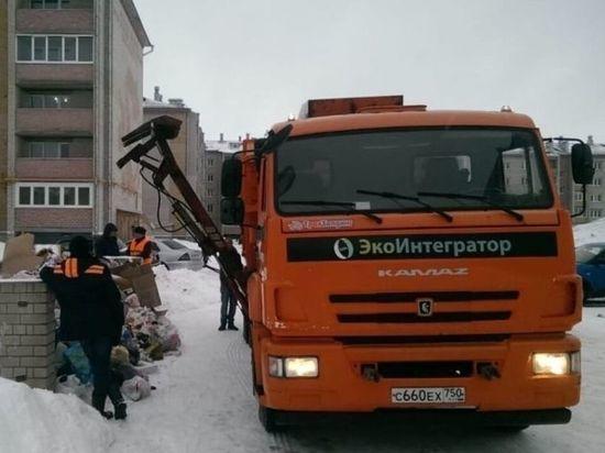 «ЭкоИнтегратор» монополизировал рынок перевозки отходов в Поморье