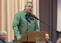 Рогозина разъярили санкции США: плюют в наш колодец с «батута»