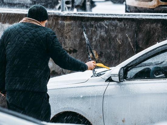 Крепкие морозы снова идут на Волгоградскую область