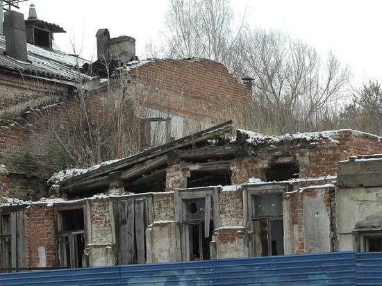 Некоторые ветхие дома в центре Нижнего Новгорода могут снести