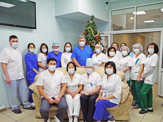 «Диализный центр» в столице Бурятии стал домом жизни для сотен пациентов республики