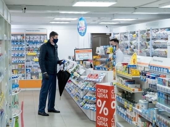 За продажу лекарств без рецепта Росздравнадзор наказал 2 волгоградские аптеки