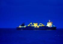 Судно-трубоукладчик «Фортуна» примется за работу на проекте «Северный поток-2» в исключительной экономической зоне Дании 15 января 2021 года