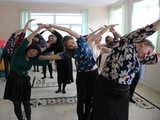 В Ялуторовске завершился проект «Производственная гимнастика»