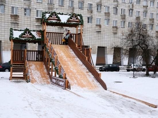 После травмирования ребёнка на горке в Архангельске возбуждено дело