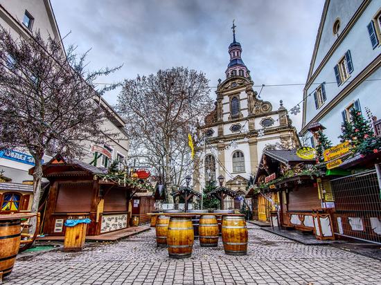Рождество в Германии: «Время света и надежды»
