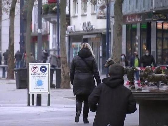Германия: Послабления не раньше лета, маски отменят не ранее следующей зимы