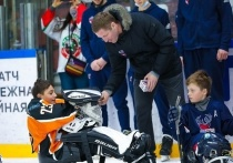 Юные следж-хоккеисты из Кирова стали призерами турнира «Торпедо»