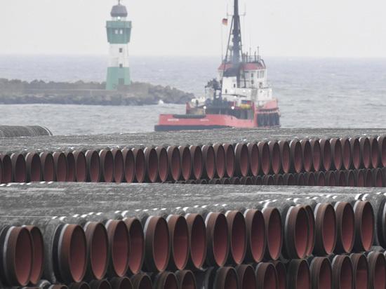 На введение в эксплуатацию газопровода потребуется год