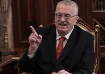 Путин пошутил над Жириновским из-за