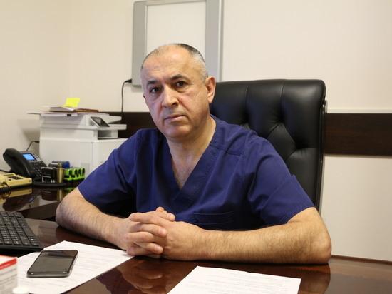 Газиявдибир Мусаев: к лечению COVID-19 мы теперь более подготовлены