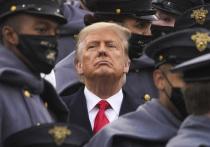 Американский Совет по международным отношениям так подвел итоги 2020 года: «Нью-йоркский Таймс-сквер безлюден