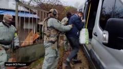 Задержание банды Тесака сняли на видео: ловили по всей стране