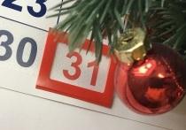 31 декабря в Новосибирской области объявили выходным днем