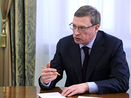Губернатор Омской области в лидерах национального рейтинга