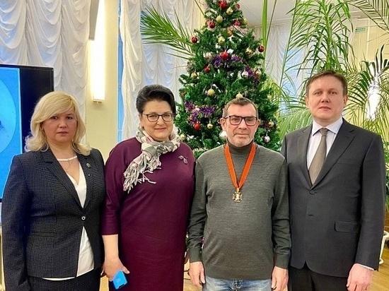 В Кирове Павел Басинский получил премию Герцена