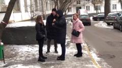 Подруги расстрелянной девушки вернулись на место убийства: кадры следствия