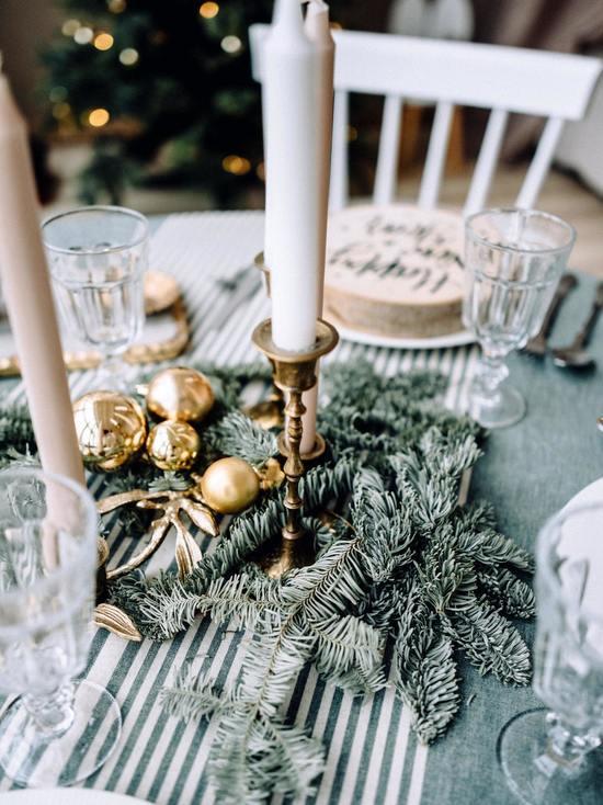 Новый год идёт: Что приготовить и как накрыть стол в канун 2021-го