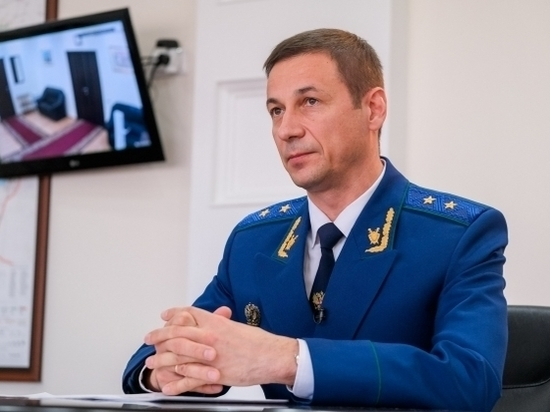 Волгоградский прокурор Денис Костенко рассказал о себе и планах на новом посту