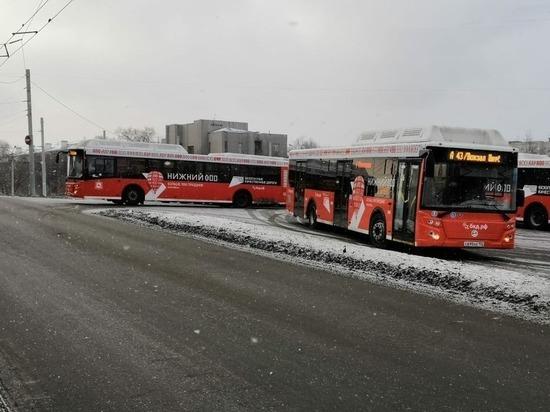 Водителей автобусов проверили в Нижнем Новгороде
