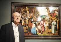 100-летний юбилей музея «Новый Иерусалим», отмечавшийся весь год, завершает выставка «Младшие Брейгели и их эпоха
