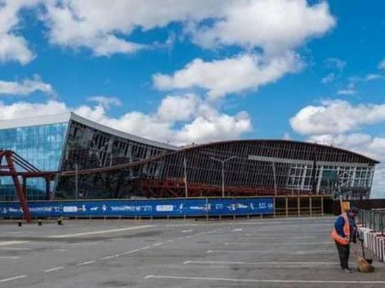 Сахалин ищет инвестора, который достроит аэровокзал
