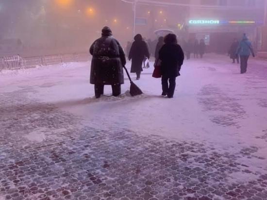 25 декабря в Якутске объявлен актированным днём для школьников 1-5 классов