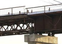 Капитальный ремонт моста через реку Чумыш в Заринске отстаёт от графика